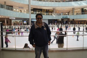 Dallas Plummer at Dallas Texas Mall