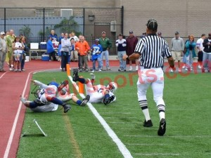 Staten Island High School Football Photo